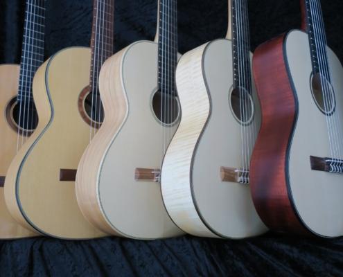 Gitarren die auf Dich warten
