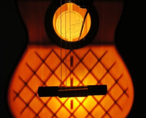 lattice-lampe