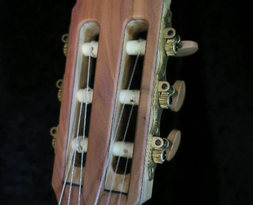 Jugendgitarre / Reisegitarre
